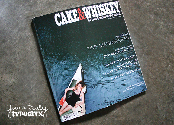 Cake and Whiskey Magazine